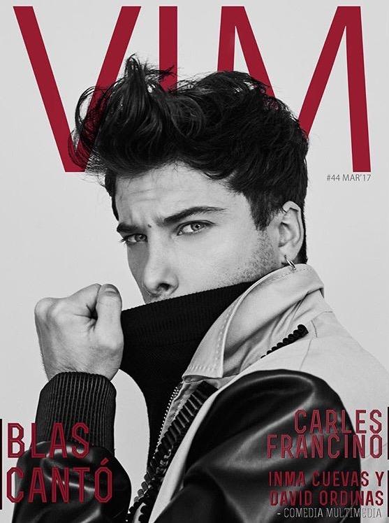 VIM MAGAZINE COVER